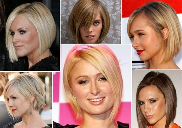 Yüz Şekillerine Göre Saç Kesim Modelleri-10