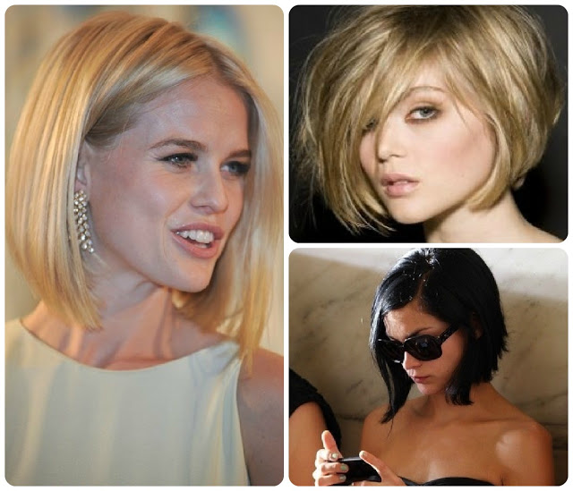 Yüz Şekillerine Göre Saç Kesim Modelleri-11