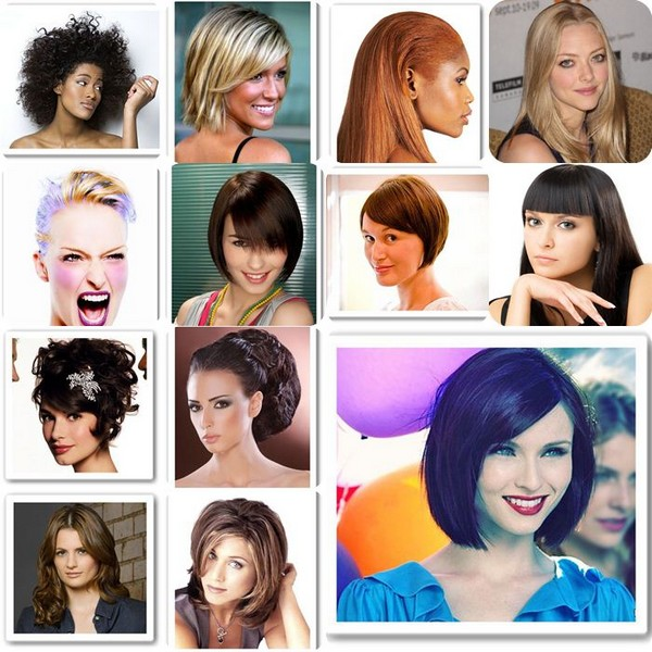 Yüz Şekillerine Göre Saç Kesim Modelleri-17