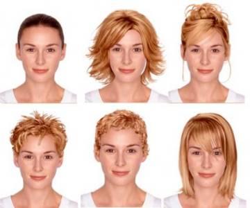 Yüz Şekillerine Göre Saç Kesim Modelleri-19