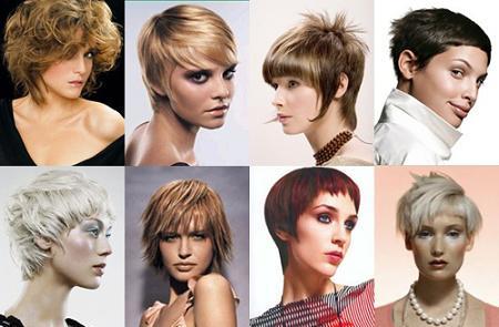 Yüz Şekillerine Göre Saç Kesim Modelleri-6