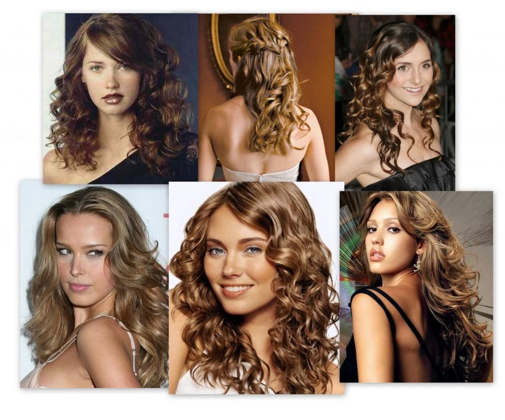 Altı farklı maşalı saç modelleri