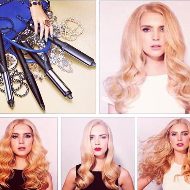 Farklı maşalı saç tasarımları