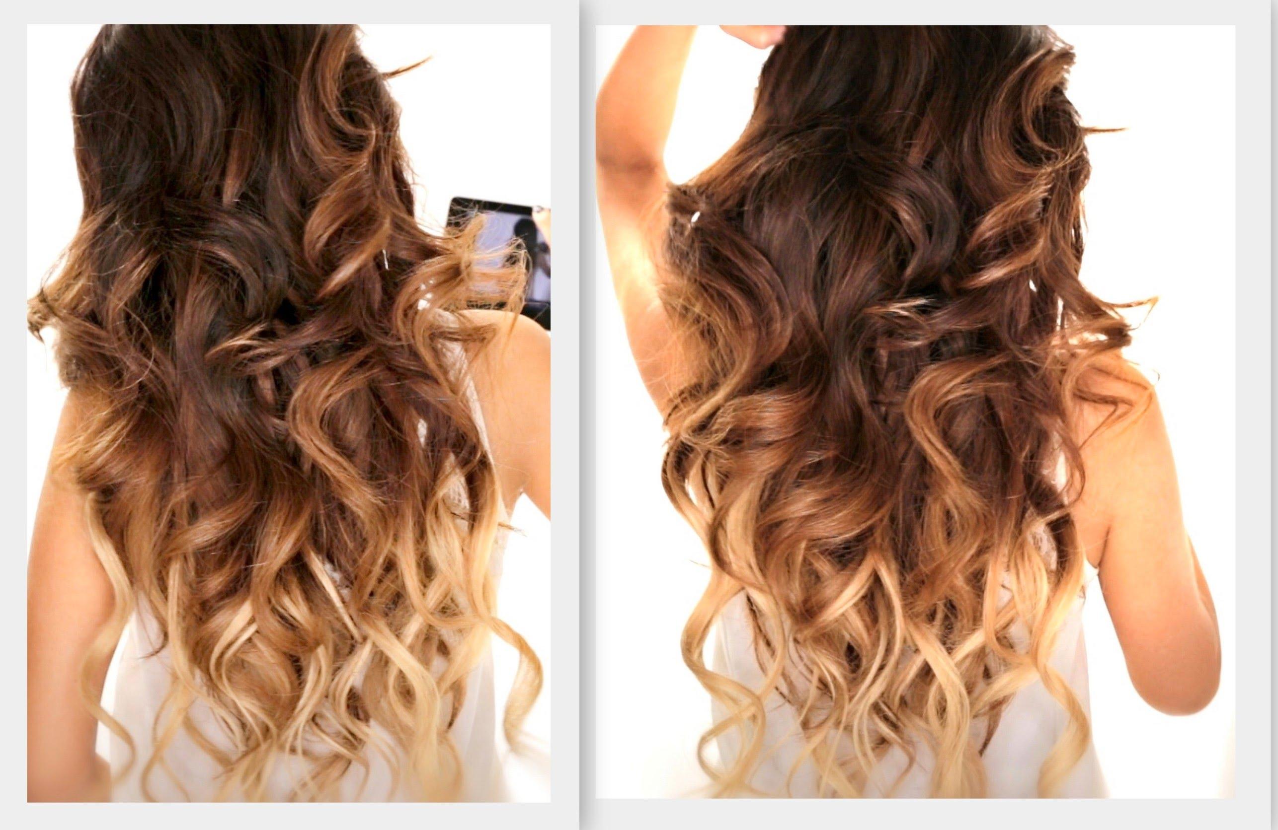 Moda maşalı saç örnekleri