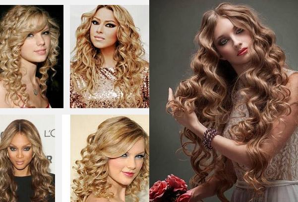 Muhteşem Maşalı Saç Modelleri