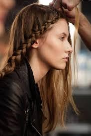 Spor örgü saç modelleri