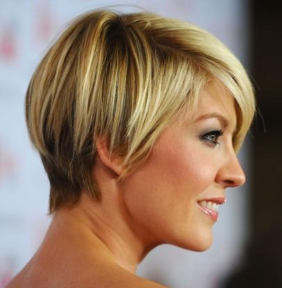 Trend kısa saç modeli