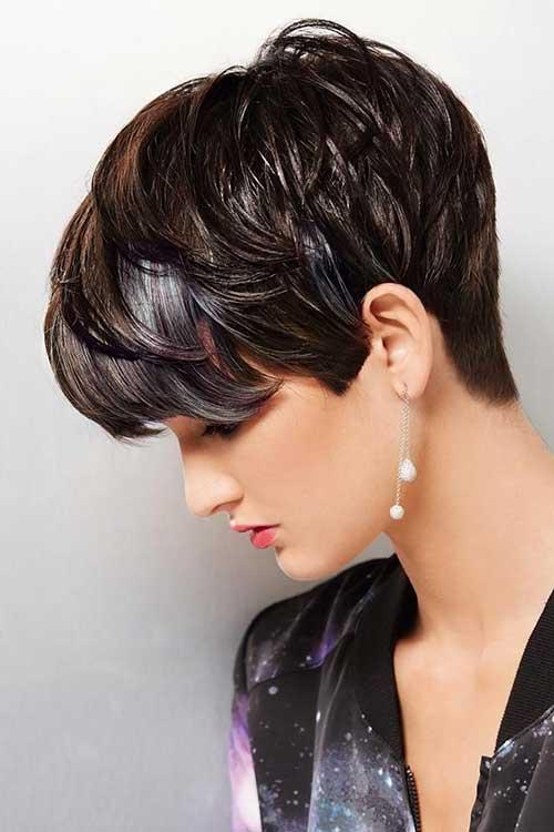 Yeni Yılda Saç Kesim Modelleri-19