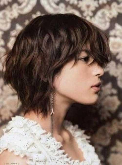 Yeni Yılda Saç Kesim Modelleri-25