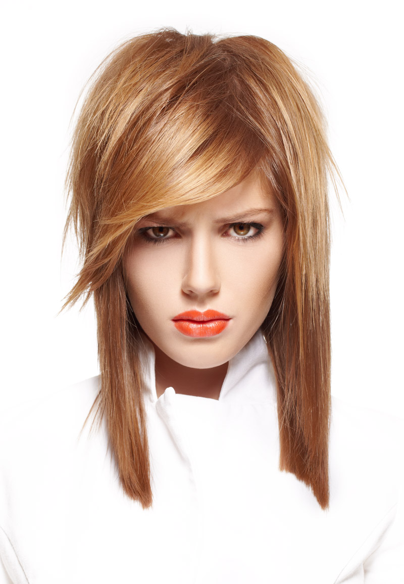 Yeni Yılda Saç Kesim Modelleri