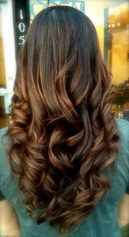 Zarif maşalı saç tasarımları