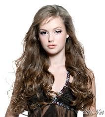 uzun saç, modelleri