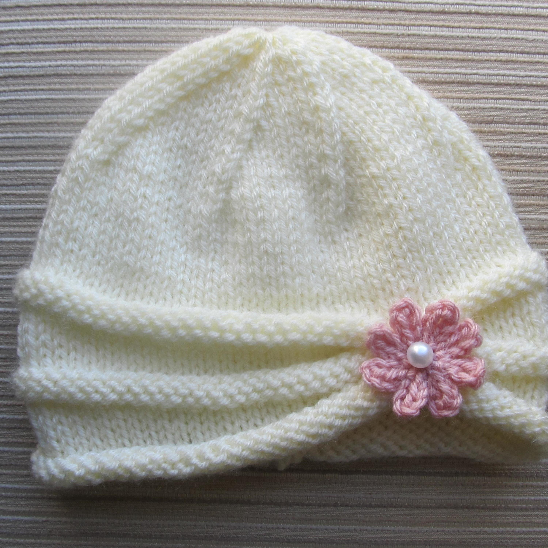 En Güzel Bebek Şapkası Örgü Modelleri