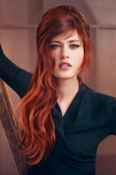 Açık Renk Saç Modelleri