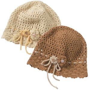Anlatımlı ve Resimli Çocuk Şapka Ve Ponpon Modeli