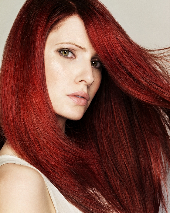 Düz Şık Saç Modelleri