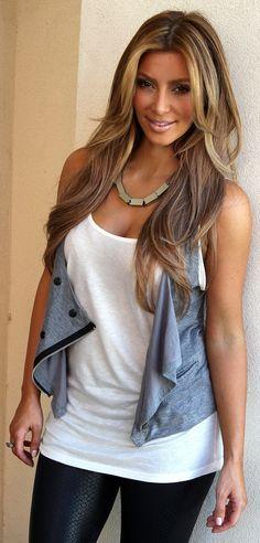 Kumral saç renkleri-11
