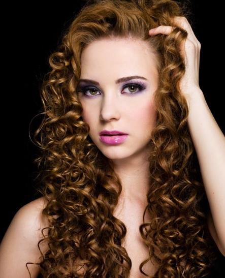farklı -perma saç modeli