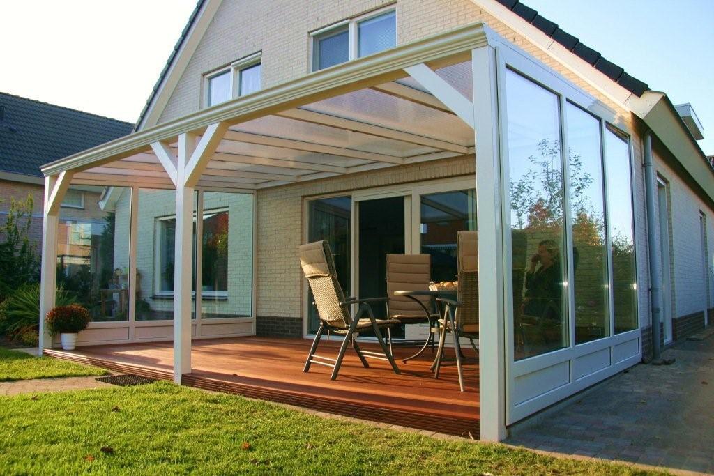 Modern veranda modelleri for Permis de construire pour une veranda