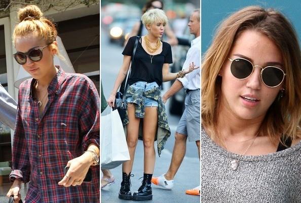 Miley Cyrus stili