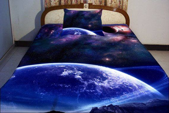 Guardians Of The Galaxy Bed Sheets