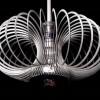 Çember tasarımlı aydınlatma modeli