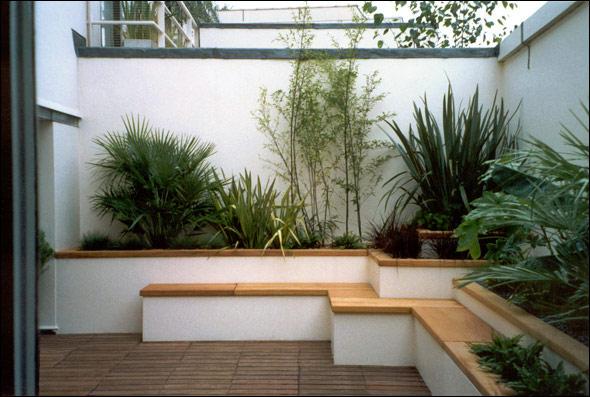 Lgin teras tasar m for Pisos para patios internos