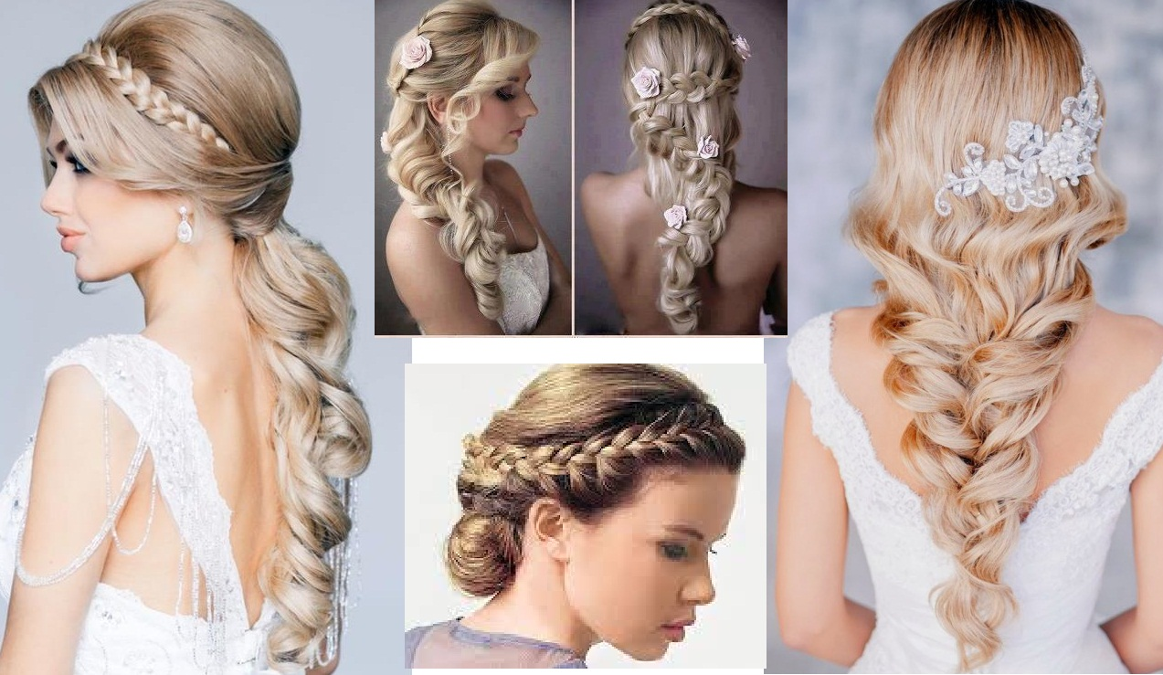 Örgülü saç modeli örnekleri