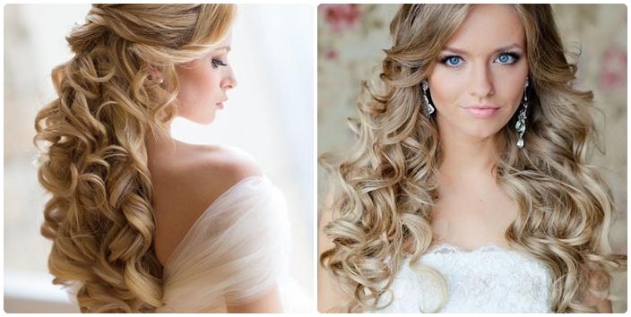 Çok güzel nişan saçı modelleri