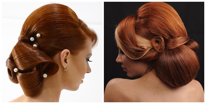 Harika Nişan Saçı Modelleri