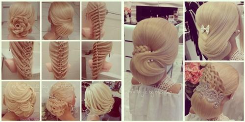 Müthiş Nişan Saçı Modelleri
