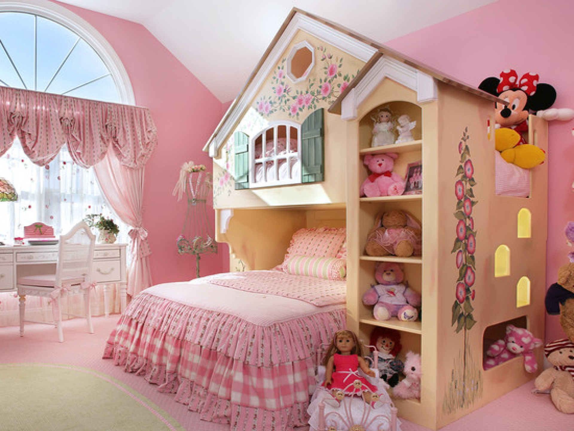 Своими руками комната для дочери