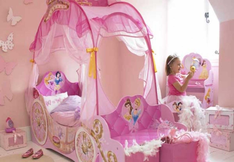 Как самой сделать комнату для принцесс