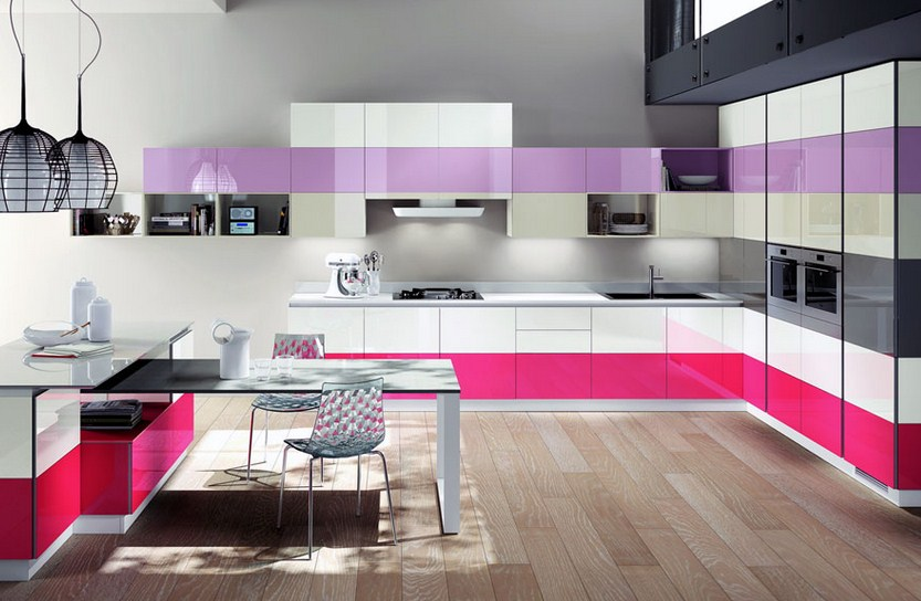 Moderne Design Kuechen Scavolini