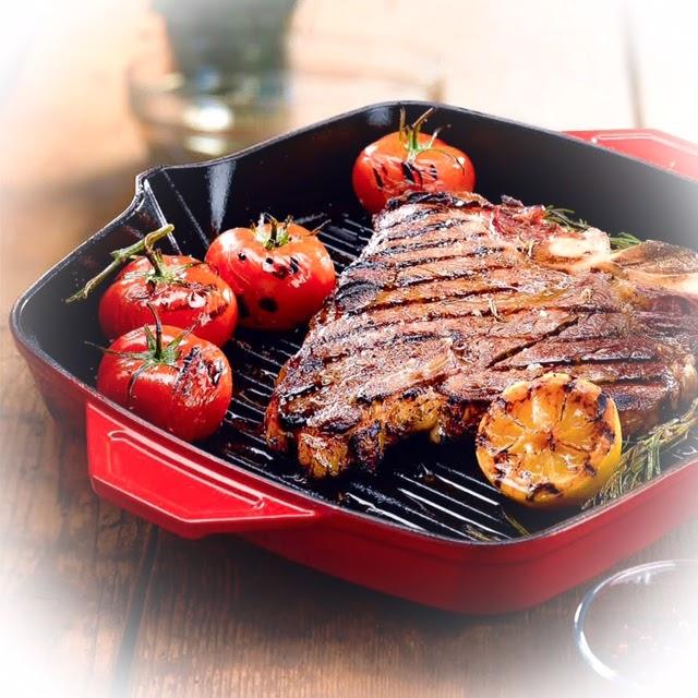 Et pişirme tavası nasıl olmalı