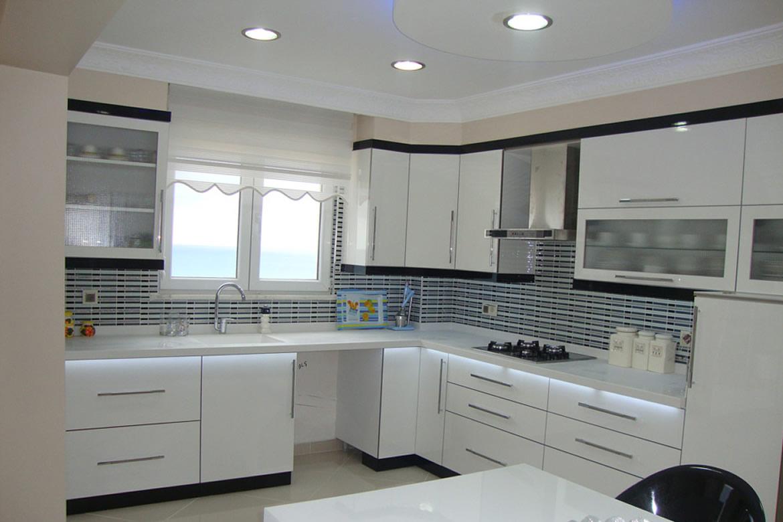 minimal mutfak modelleri modern mutfaklar mutfak. Black Bedroom Furniture Sets. Home Design Ideas