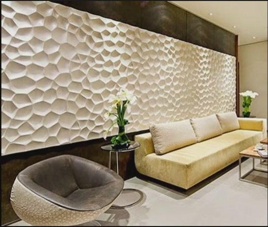 Ve Wall Panels : Dekorasyonda en son trend duvar panelleri kadincasayfa