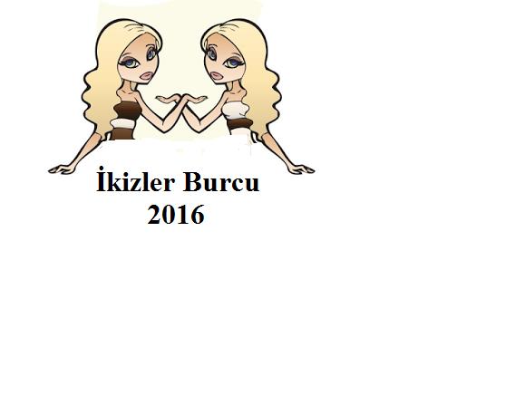 ikizler burcu, 2016 yılı neler bekliyor