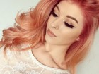 Yeni Trend Rose Gold Saç Rengi