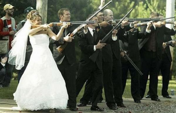 Çılgın ve Acayip Düğün Fotoğrafı