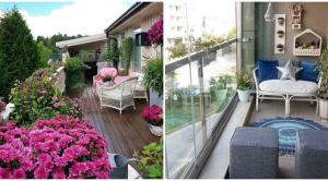 Modern Bahçe Tasarımları