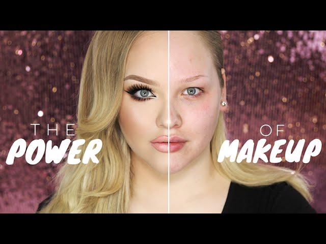 Makyajsız Hallerinin Eleştirilmesinden Bıkan Kadınlardan Yarım Makyaj Protestosu