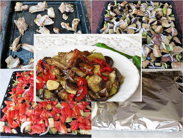 patlıcanlı tava tarifi-resmi-