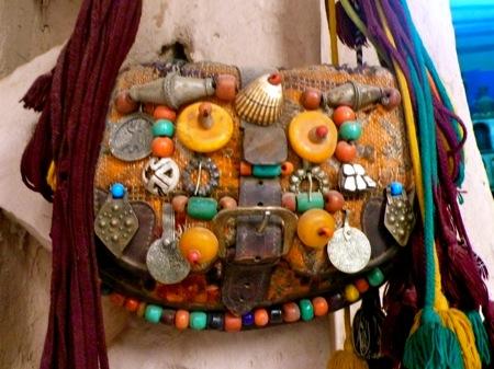 Boncuk İşlemeli Çanta Örnekleri