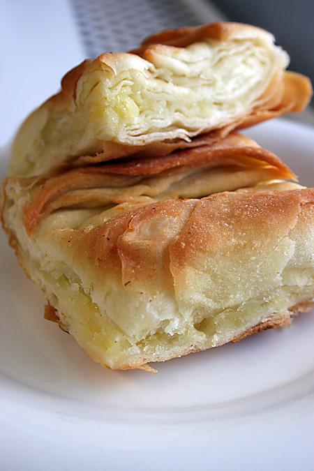Mayalı Börek