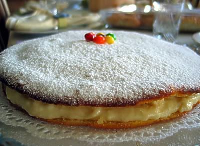 Alman Pastası Tarifi