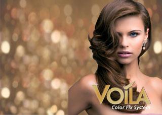 Voila Saç Boyası Ve Renk Kataloğu