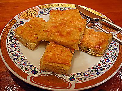 Lezzetli Patatesli Börek