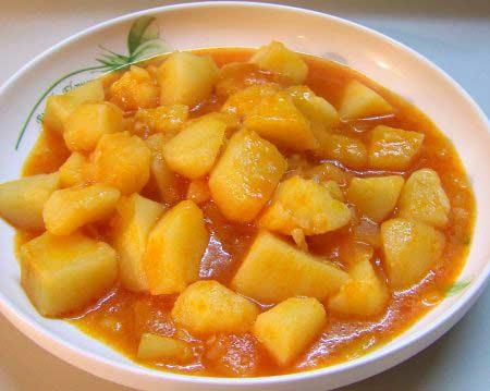 Kolay Patates Yemeği