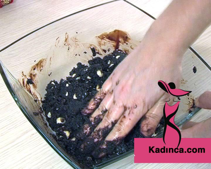 Hazır Kekten Çikolata Topları5